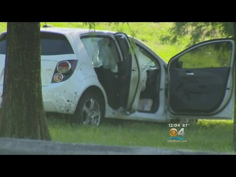 Deadly Shooting In Oakland Park