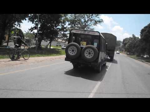 Boda times in Tanzania!