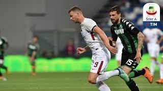 Sassuolo - Roma 0-1 - Magazine - Giornata 38 - Serie A TIM 2017/18