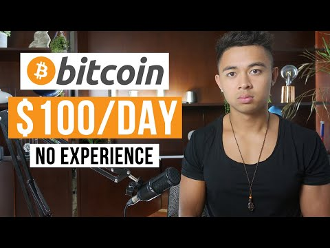 3 Ways To Make $100 A Day With Bitcoin (In 2021)
