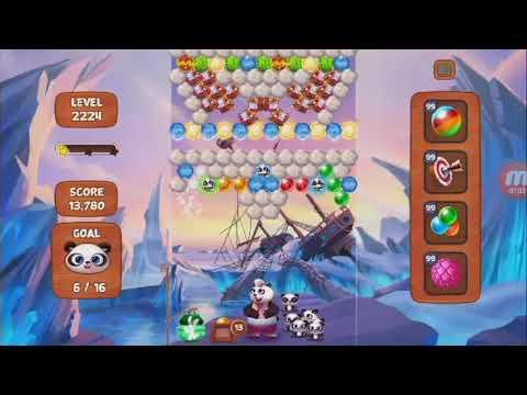 Panda Pop- Level 2224