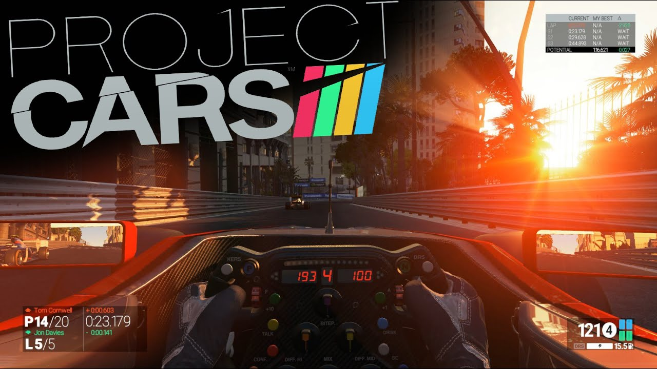 Project Cars  K Gameplay