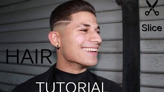 HAIRCUT TUTORIAL FOR MEN l Yavi TV