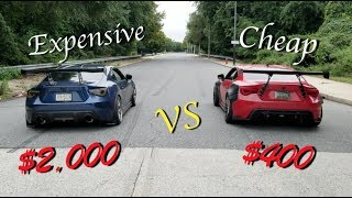 Cheap $400 Exhaust VS Expensive $2000 Exhaust