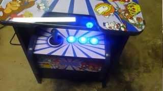 Arcade Classics Cocktail Table