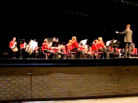 Plainview High School Band Competition in Duncan