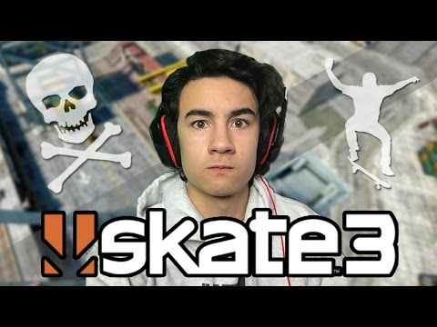 BREAKING ALL MY BONES? (Skate 3 Fun Moments)