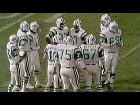 (1972-12-11) -  Week 13 -  NY Jets At Oakland (MNF Broadcast)