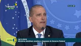Casa Civil e Ministério da Economia detalham avaliação de receitas e modificações no PLOA 2020