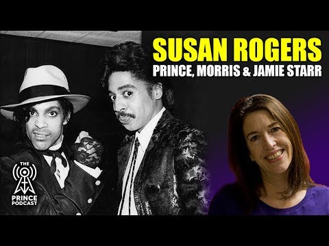 Susan Rogers: Prince was the Morris Day character in the Studio