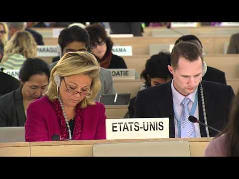 Human Rights Council 15th Session, September 2010