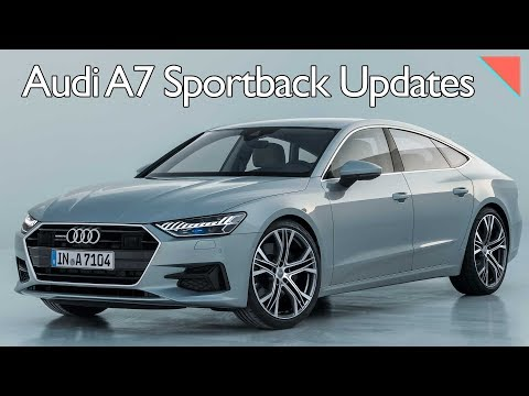 2019 Audi A7, Ride-Sharing Impacting Road Trips? - Autoline Daily 2216