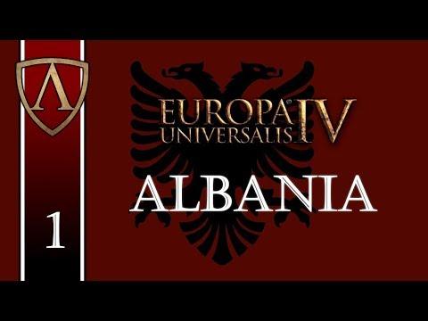 Let's Play Europa Universalis IV | Albania 1
