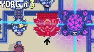 YORG.io Multiplayer - The Level 10 Spawner: Summoning the Boss Zombie (YORG.io 3)