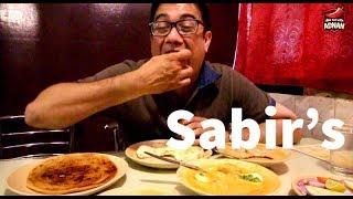 HALAL FOOD IN KOLKATA - Sabir's Hotel - Mutton Rezala - Laccha Parata - Kolkata - INDIAN FOOD