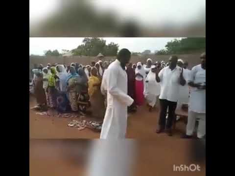 ChrisIslam: See Nigerian Prophet Who Practises Both Islam & Christianity (Watch Video)