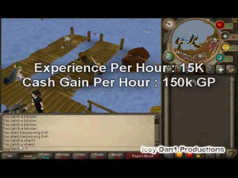 RuneScape Ultimate Money Making Guide : 500k - 1M Per Hour