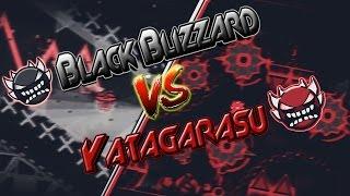 Black Blizzard VS Yatagarasu ! - ¿Cuál és más DIFÍCIL? - Análisis y Opinión | by Lopo YT