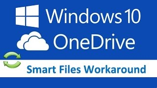 Windows 10 Tip: OneDrive Online-Only Files - Show All Files Without Taking Up Space!
