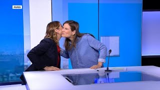 French kissing culture: The ins and outs of 'la bise'