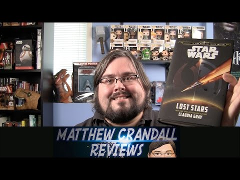 Star Wars: Lost Stars by Claudia Gray Book Review - Matthew Crandall Reviews