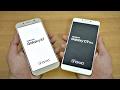 Galaxy s vs Iphone