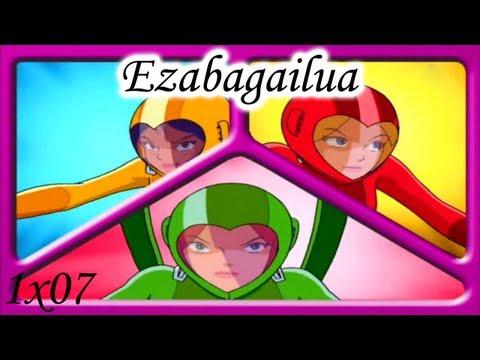 [Berebiziko Espioiak/Totally Spies!] 1x07 - Ezabagailua (Basque/Euskarian)
