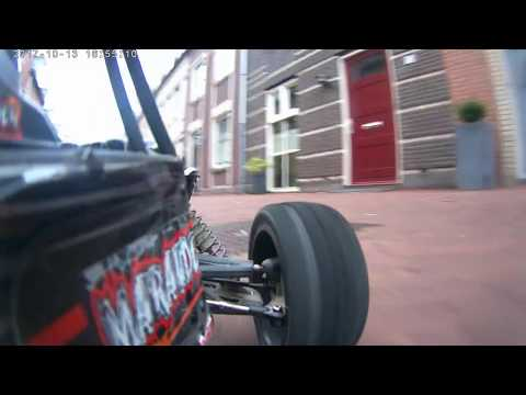 Nikkei Extreme X6 Project - RC Car