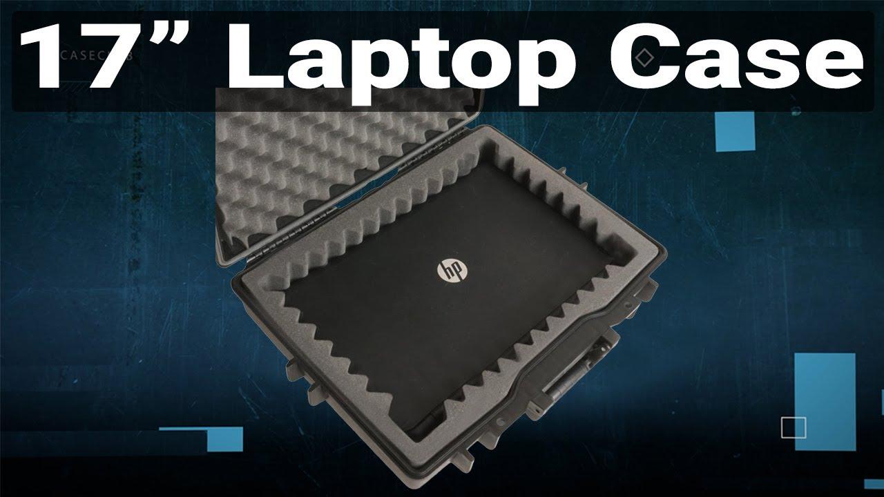 17-17.3 Inch Laptop Case - Video