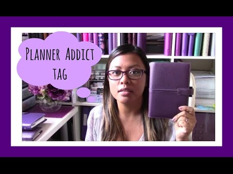 Planner Addicts Tag