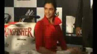 Deepika padukone announces