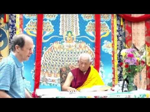 Reverse system proving the Buddha as authority