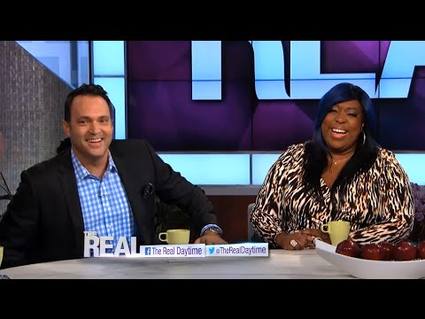 Wednesday on 'The Real': Smokey Robinson, Plus Guest Co-Host Adam Housley!