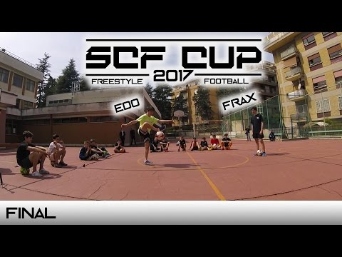 FINAL BATTLE | Edo vs Frax | SCF CUP 2017
