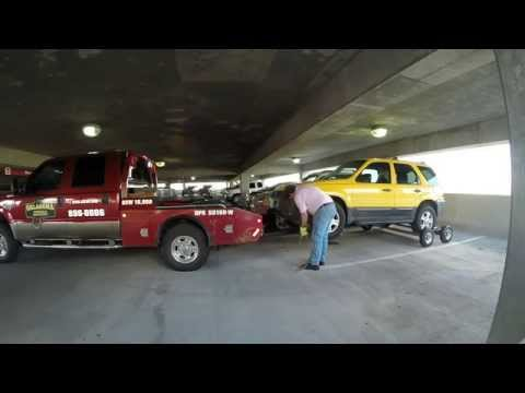 Oklahoma Towing & Recovery Can Tow From Parking Garages!