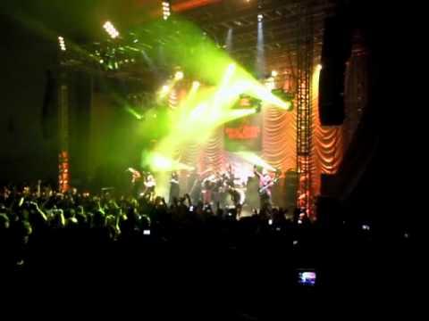 Diablo Swing Orchestra - Vodka Inferno + Balrog Boogie@Mexico City(01Jun2012) mp3