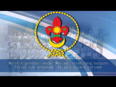 Lagu Pengakap Malaysia (dengan lirik)