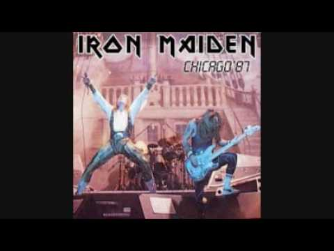 Worst Iron Maiden performance ever (Hallowed Be Thy Name 1987, Chicago)