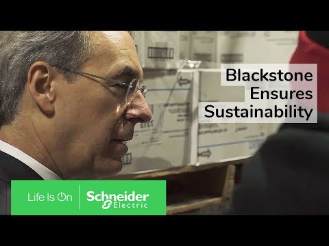Schneider Electric and Blackstone Present: Changing Sustainability Perceptions
