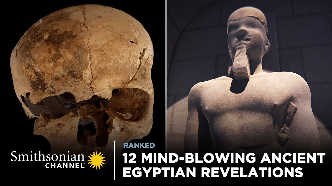 Download 12 Mind-Blowing Ancient Egyptian Revelations | Smithsonian Channel