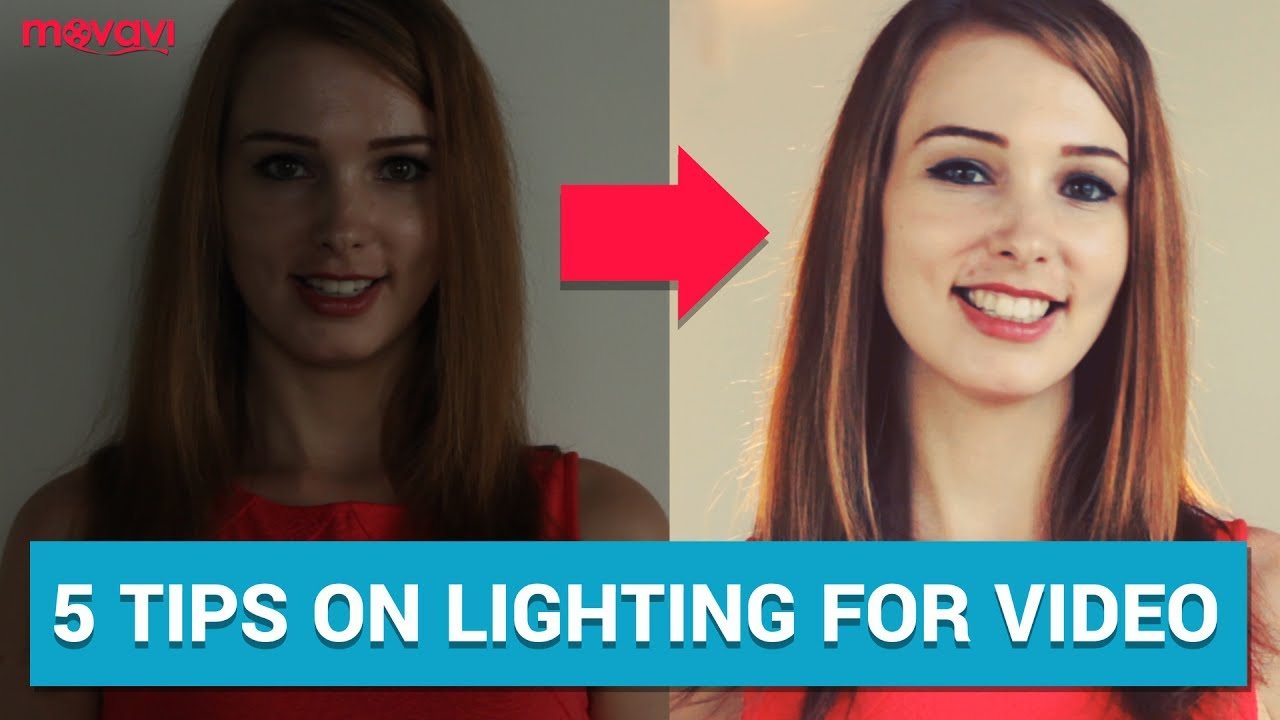 how to set up lighting at home when you have no budget