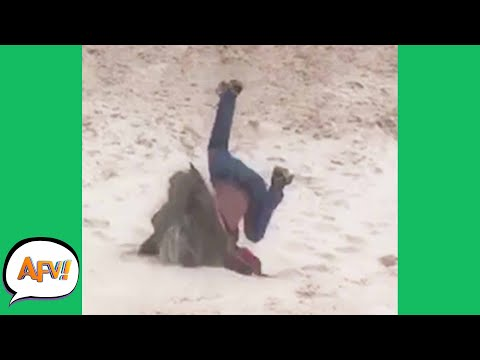 Feet UP for the FAIL! 😂 | Funny Fails | AFV 2020