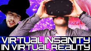 """Virtual Insanity"" Performed in Virtual Reality (Jamiroquai Cover)"