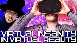 """Virtual Insanity"" Performed in Virtual Reality (Jamiroquai Cover)"