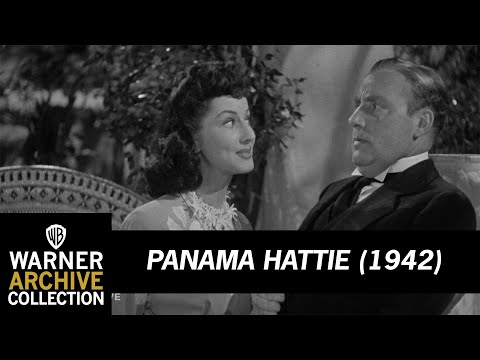 Panama Hattie (1942) – Let's Be Buddies with Ann Sothern and Virginia O'Brien