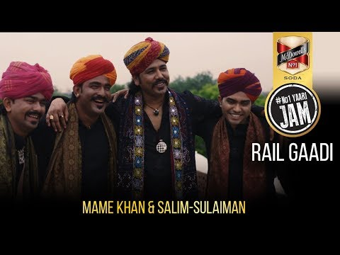 Rail Gaadi | Mame Khan | Salim-Sulaiman | Rajasthani Song | #No1YAARIJAM