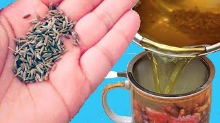 This Tea Drink Every Night to Triple Your Weight Loss With Cumin Seed Water 100% Result