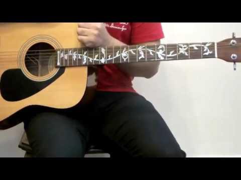 Darshan raval mere nishaan guitar lesson for beginners