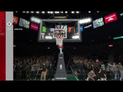 NBA 2K18 Cleveland CAVALIERS VS MILWAUKEE BUCKS