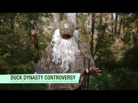 Robertson Family Issues A Statement Over Duck Dynasty Controversy
